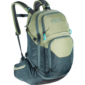 EVOC Explr Pro Technical Performance Reppu 26L, heather light olive-heather slate